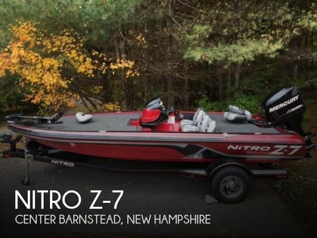 Used NITRO Boats For Sale by owner | 2012 Nitro 18