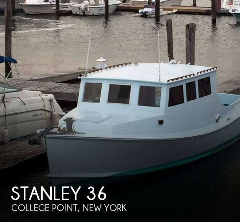 1978 STANLEY 36 for sale