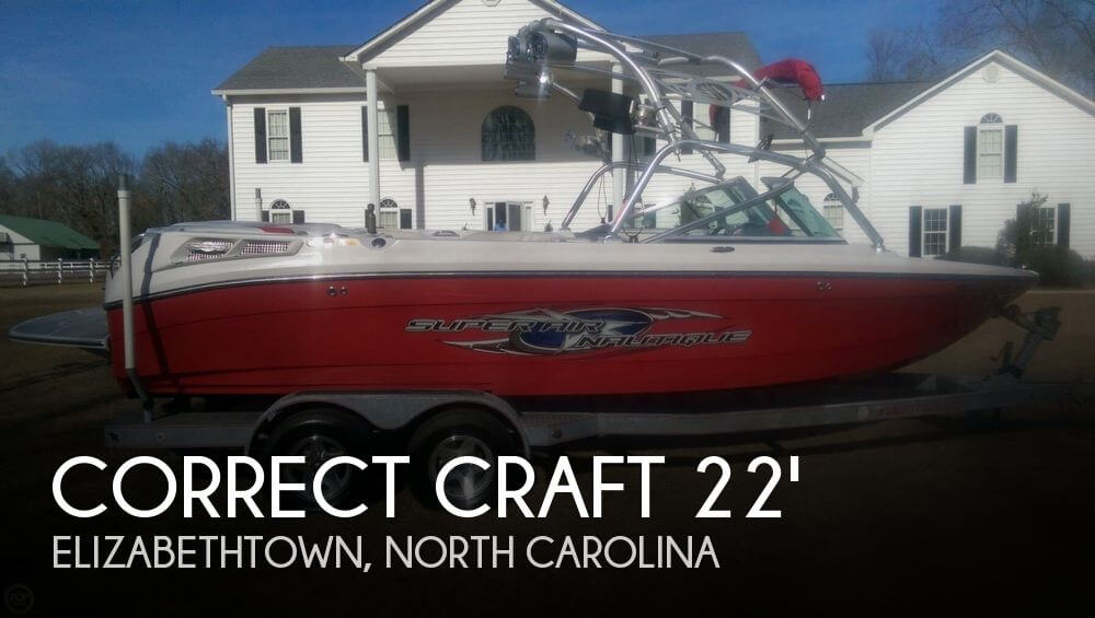 Correct Craft Dealers In Nc