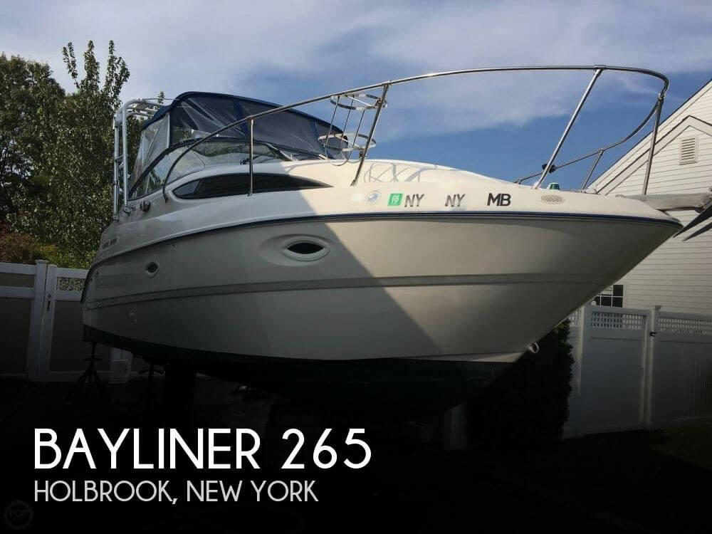 Used Bayliner Boats For Sale in New York by owner | 2004 Bayliner 26