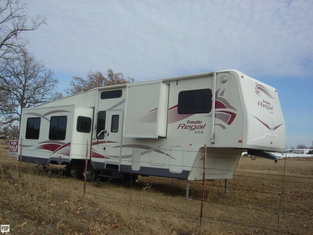 2006 Prowler Regal AX6 365BSQS For Sale