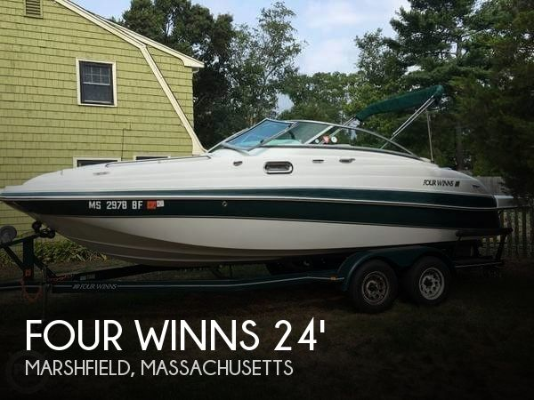 Used Four Winns 24 Boats For Sale by owner | 2002 Four Winns 24