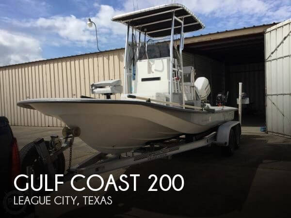 Used Gulf Coast Boats For Sale by owner   1996 Gulf Coast 20