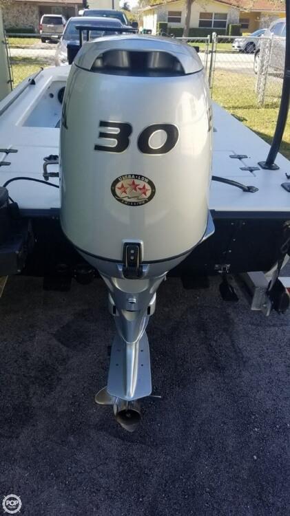 Used 2015 Skimmer Skiff 14'6 For Sale