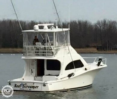 Luhrs 41 Convertible, 44', for sale - $339,995
