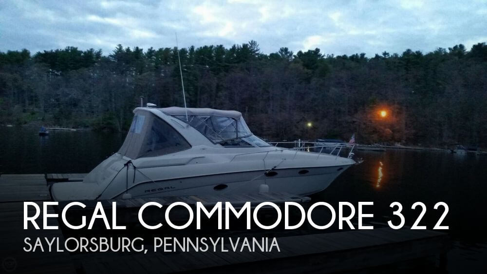 Used Boats For Sale in Bloomsburg, Pennsylvania by owner | 1998 Regal 30