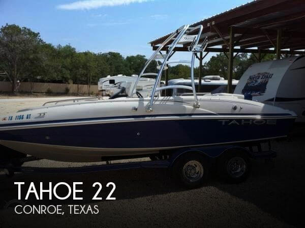 Used Tahoe Deck Boats For Sale by owner | 2008 Tahoe 22