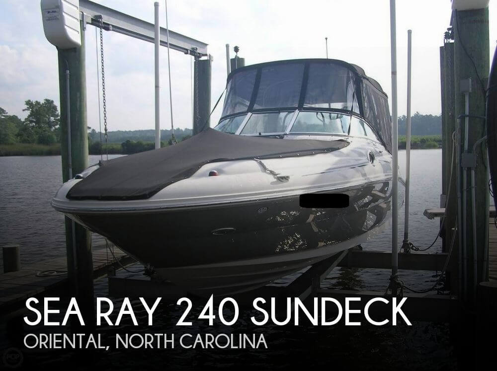 Used Sea Ray Boats For Sale in North Carolina by owner | 2006 Sea Ray 26
