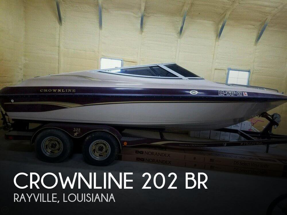 Used Boats For Sale in Monroe, Louisiana by owner | 2001 Crownline 19