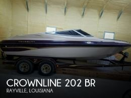 2001 Crownline 202 BR
