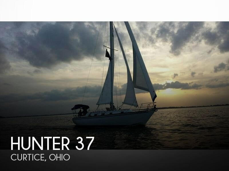Used Sailboats For Sale in Ohio by owner | 1981 Hunter 37
