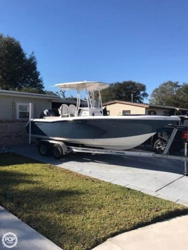 Tidewater 220 CC Adventure, 22', for sale - $61,200