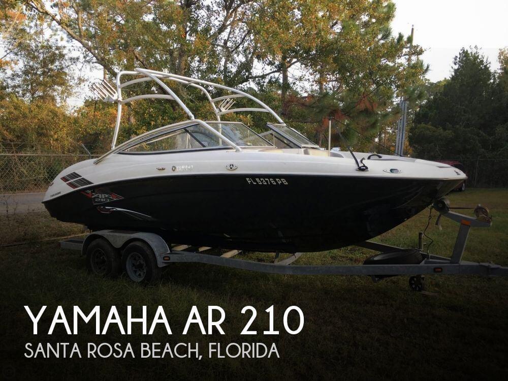 Canceled yamaha ar 210 boat in santa rosa beach fl 119325 for Yamaha dealers in arkansas