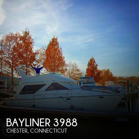 Used Bayliner 39 Boats For Sale by owner | 1998 Bayliner 39