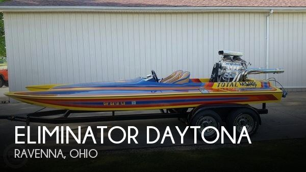 Used ELIMINATOR Boats For Sale by owner | 1988 Eliminator 23