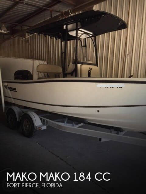 Used MAKO Boats For Sale by owner | 2014 Mako 18