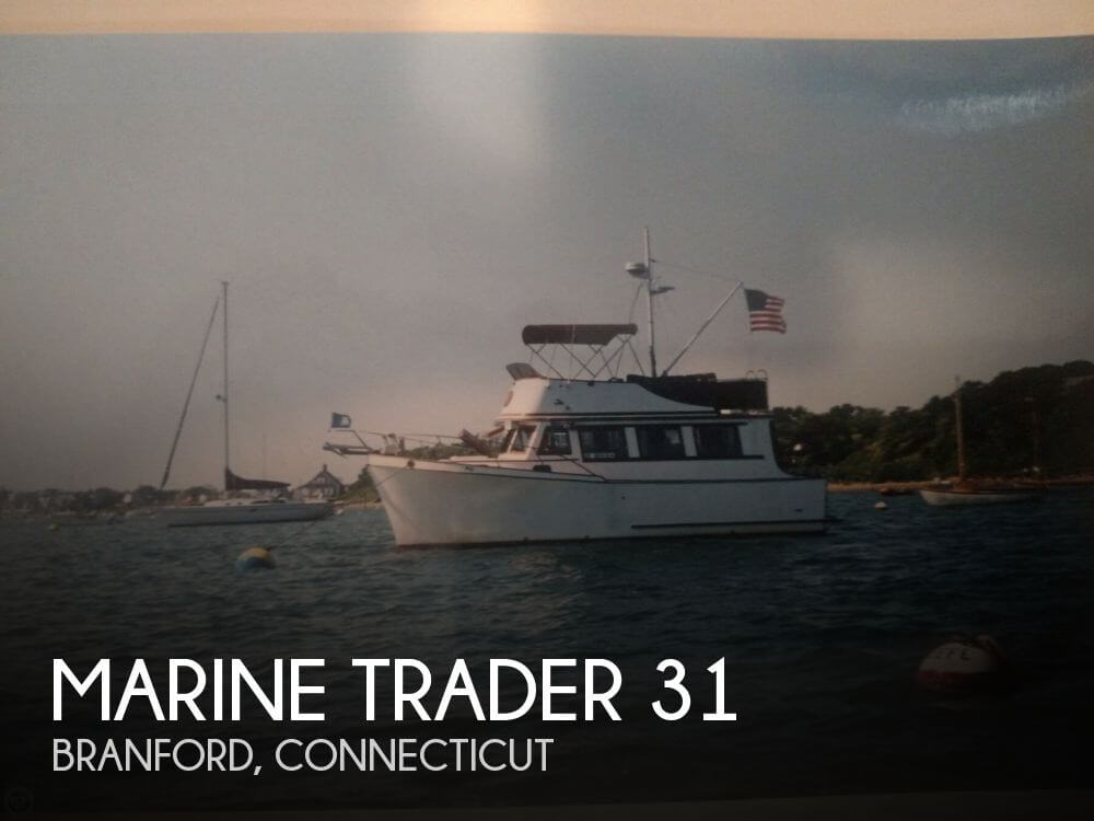 1979 MARINE TRADER 31 for sale