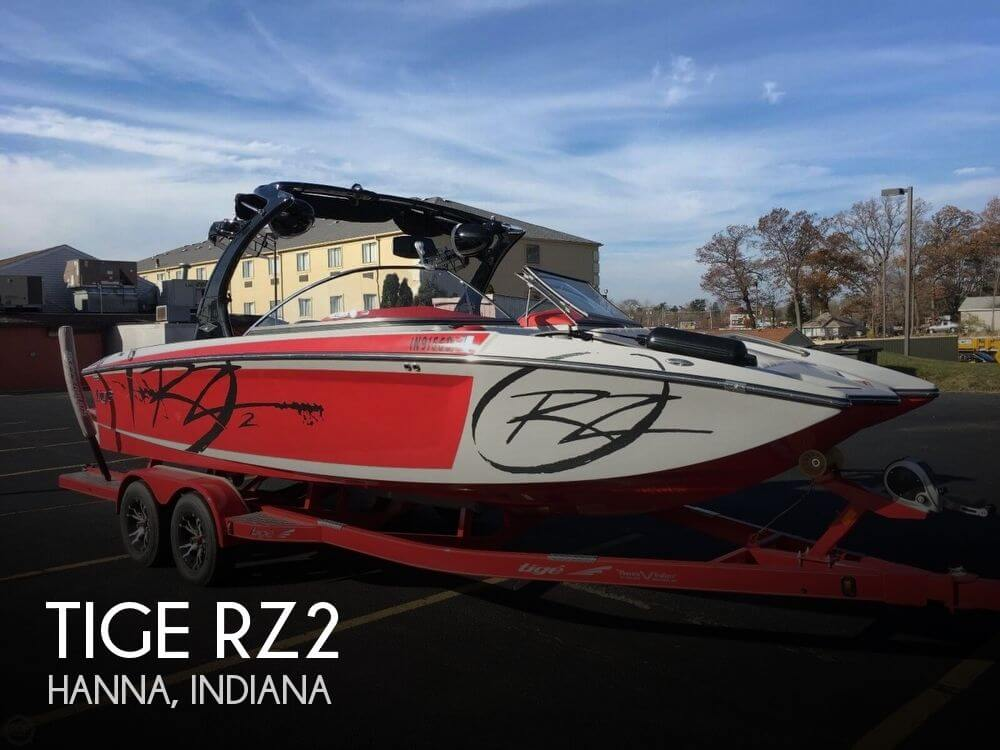 Used Boats For Sale in Indiana by owner | 2015 Tige 22