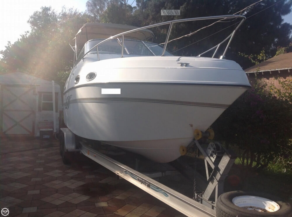 1999 Four Winns boat for sale, model of the boat is 238 Vista & Image # 6 of 40