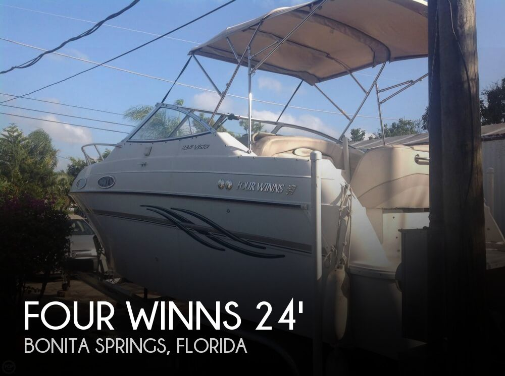 1999 Four Winns 238 Vista