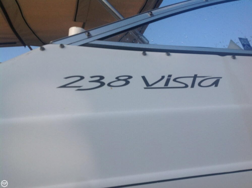 1999 Four Winns boat for sale, model of the boat is 238 Vista & Image # 20 of 40