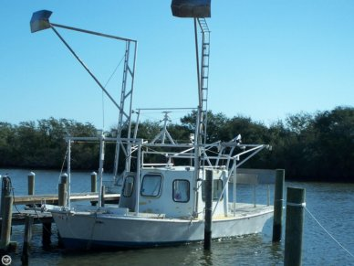 Lafitte 29 Shrimper Skimmer, 29', for sale - $21,000