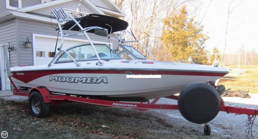 2007 Moomba OUTBACK For Sale By POP Yachts
