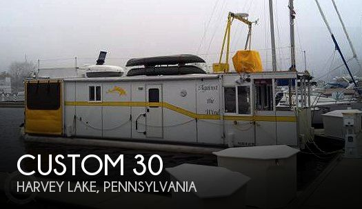 Used Boats For Sale in Binghamton, New York by owner | 2005 Custom 36