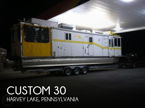 2005 Custom boat for sale, model of the boat is 30 & Image # 1 of 41