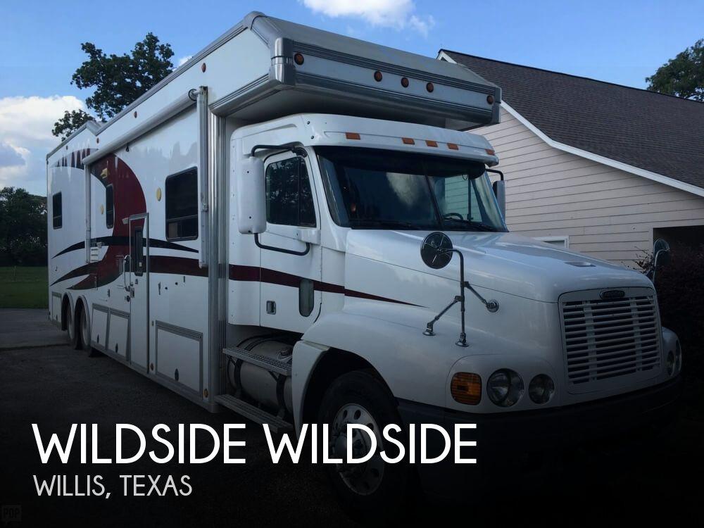 2006 Freightliner Wildside Wildside