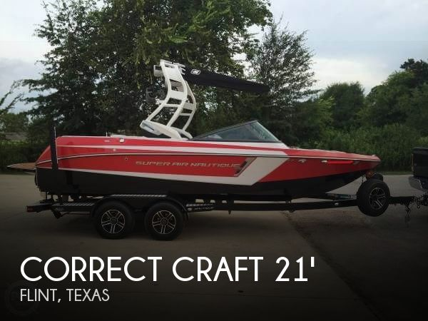 Used Boats For Sale in Longview, Texas by owner | 2015 Nautique 21