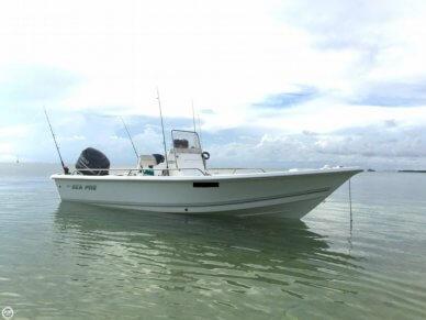 Sea Pro SV 1900 CC, 19', for sale - $15,999