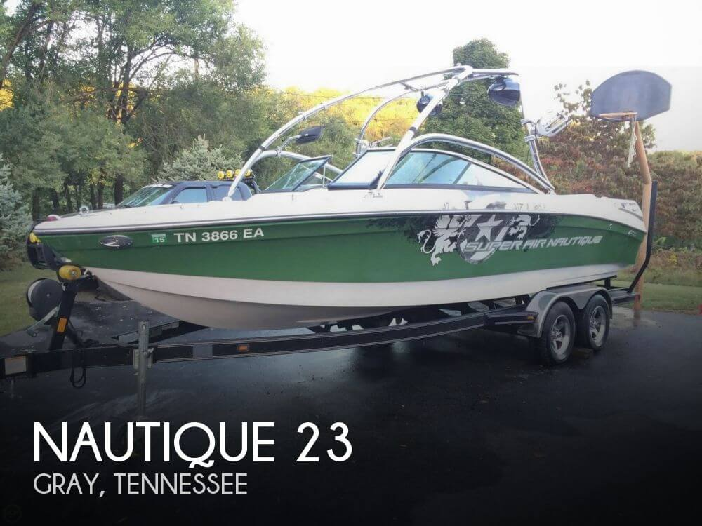 2007 Nautique 23 For Sale