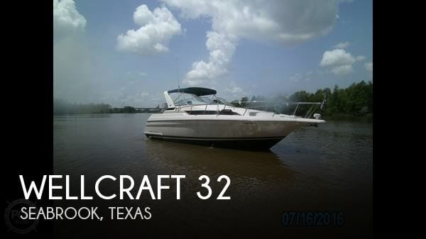 Used Wellcraft Boats For Sale in Texas by owner   1996 Wellcraft 32