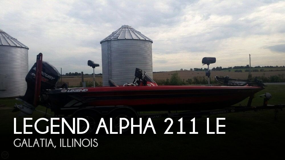 2013 Legend ALPHA 211 LE