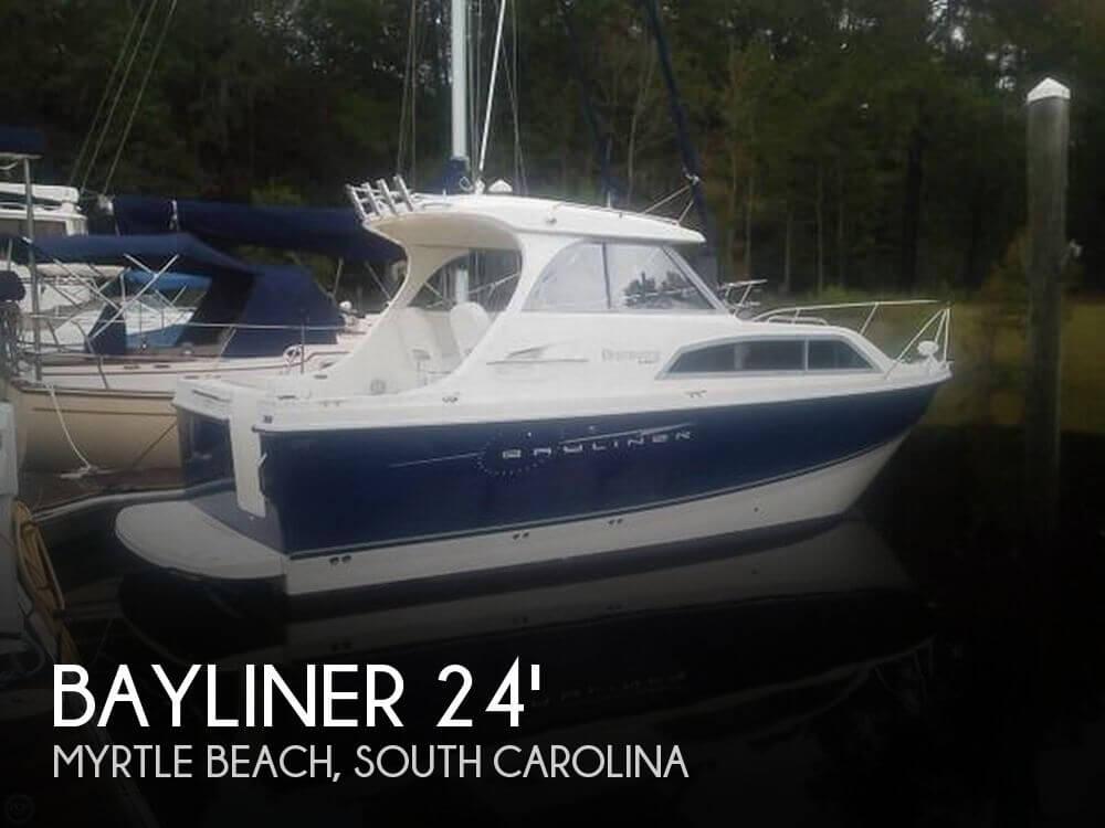 Used Bayliner 24 Boats For Sale by owner | 2007 Bayliner 24