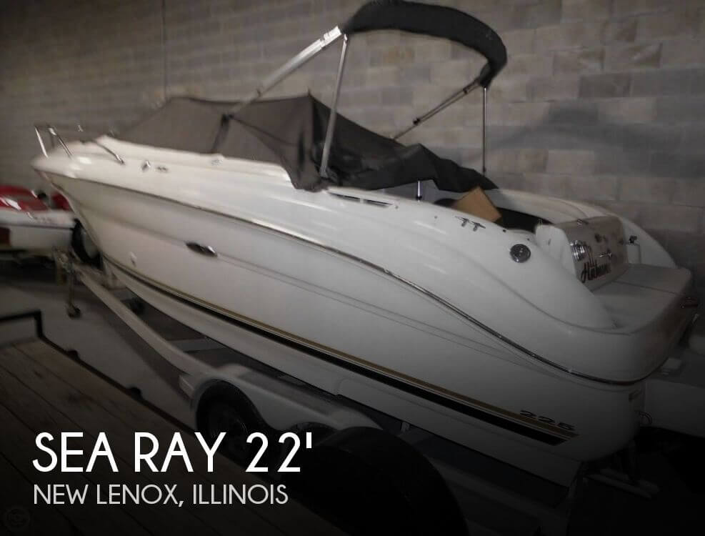Used Sea Ray 24 Boats For Sale by owner | 2004 Sea Ray 24