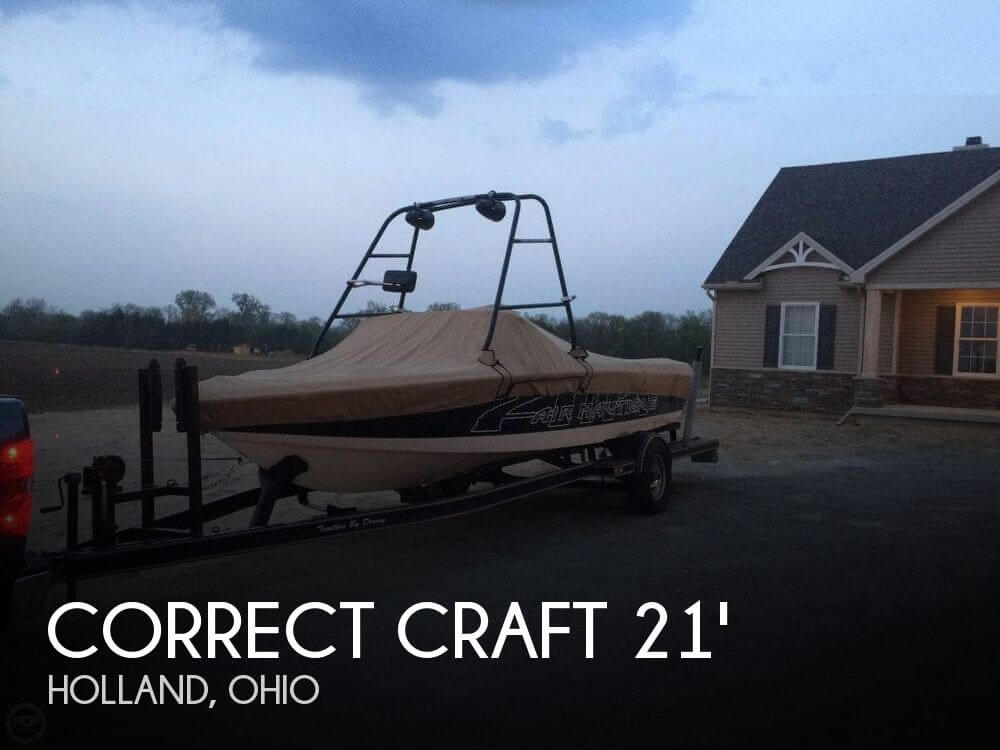 Used Nautique Boats For Sale by owner | 1998 Nautique 21