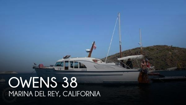 Used Owens Boats For Sale by owner | 1947 Owens 38