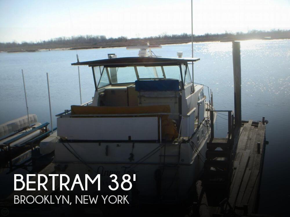 1972 Bertram 38 Fishing Boat For Sale In Brooklyn Ny