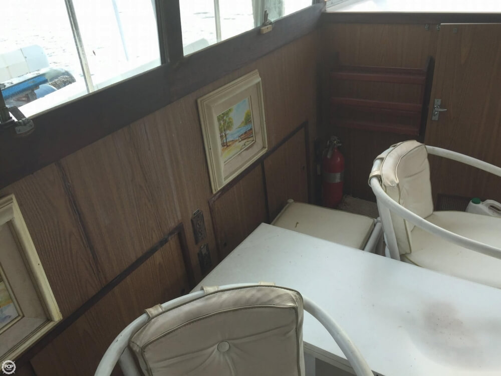 1972 Bertram boat for sale, model of the boat is Salon Cruiser Double Cabin & Image # 14 of 40