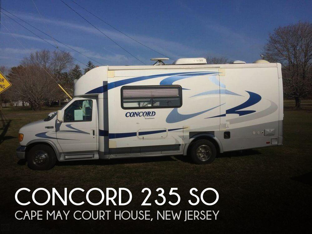 2004 Coachmen Concord 235 SO