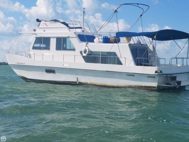Holiday Coastal Barracuda 38, 37', for sale - $15,500