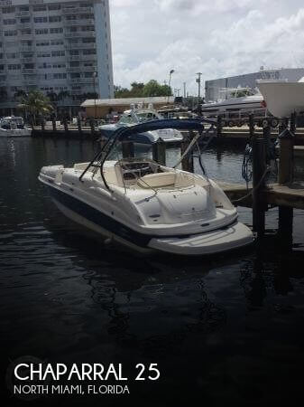 Used Chaparral 25 Boats For Sale by owner | 2005 Chaparral 25