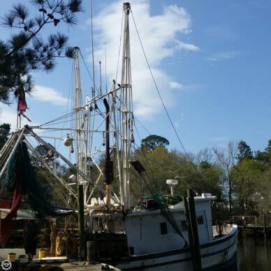 Biloxi Lugger 45, 45', for sale - $33,600