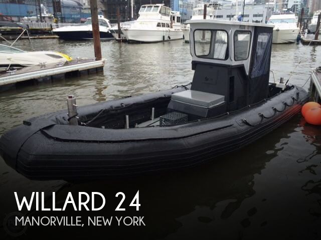 1993 Willard boat for sale, model of the boat is 24 & Image # 1 of 40