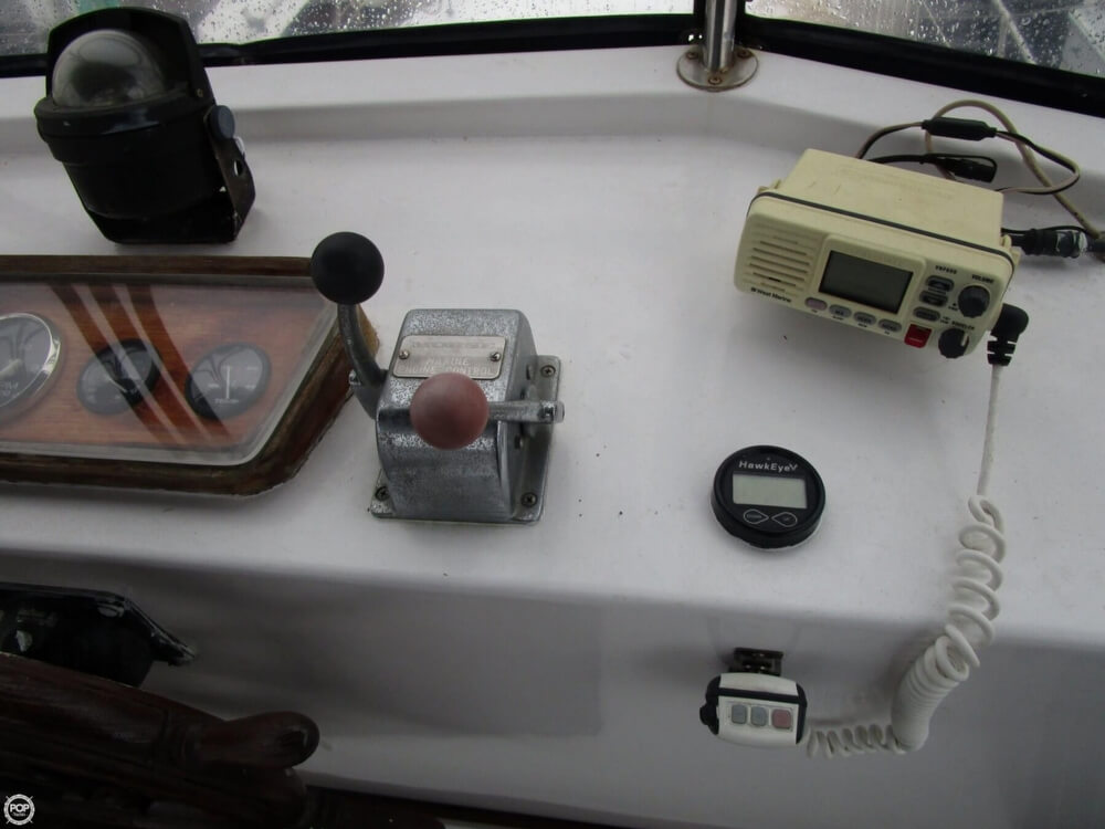 1987 Marine Trader boat for sale, model of the boat is 35 Sundeck Trawler & Image # 26 of 40
