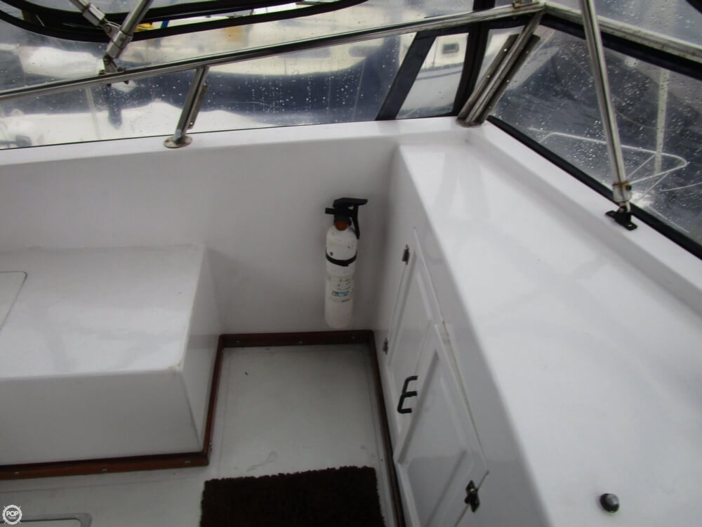 1987 Marine Trader boat for sale, model of the boat is 35 Sundeck Trawler & Image # 31 of 40