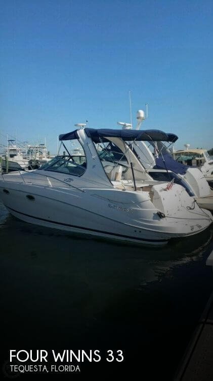 Used Four Winns Boats For Sale by owner | 2006 Four Winns 33