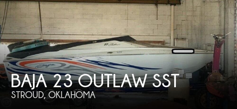 Used Boats For Sale in Tulsa, Oklahoma by owner | 2007 Baja 23